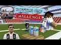 Monster School : BOTTLE CAP & FOOTBAL CHALLENGE ft. Ronaldo, Messi - Minecraft Animation