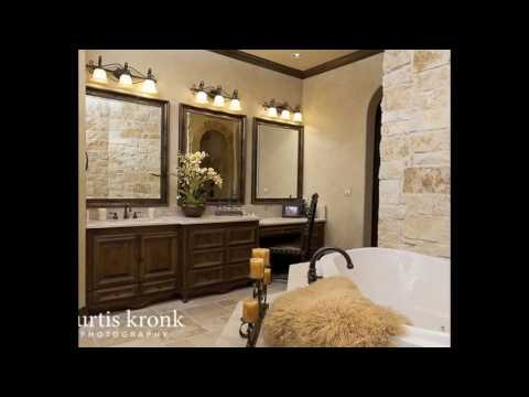 Modern mediterranean bathroom designs