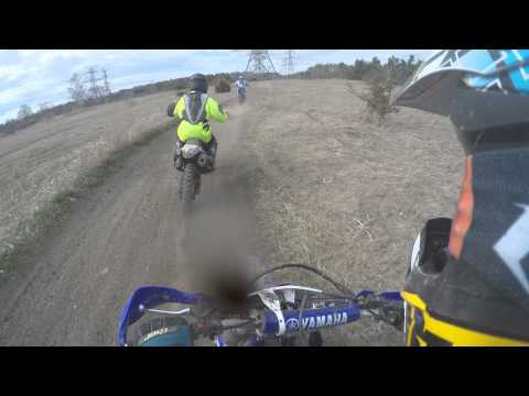 2015 Newtonville Dirtbiking