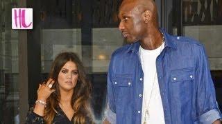 Repeat youtube video Myla Sinanaj: Lamar Odom Tried To Cheat On Khloe Kardashian With Me