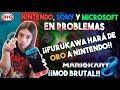 ¡¡NINTENDO, SONY y MICROSOFT EN PROBLEMAS!! | FURUKAWA hará de ORO a NINTENDO | ¡Mod brutal de MK8!