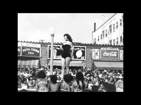 Original Muscle Beach 1950s Santa Monica Vintage Photography