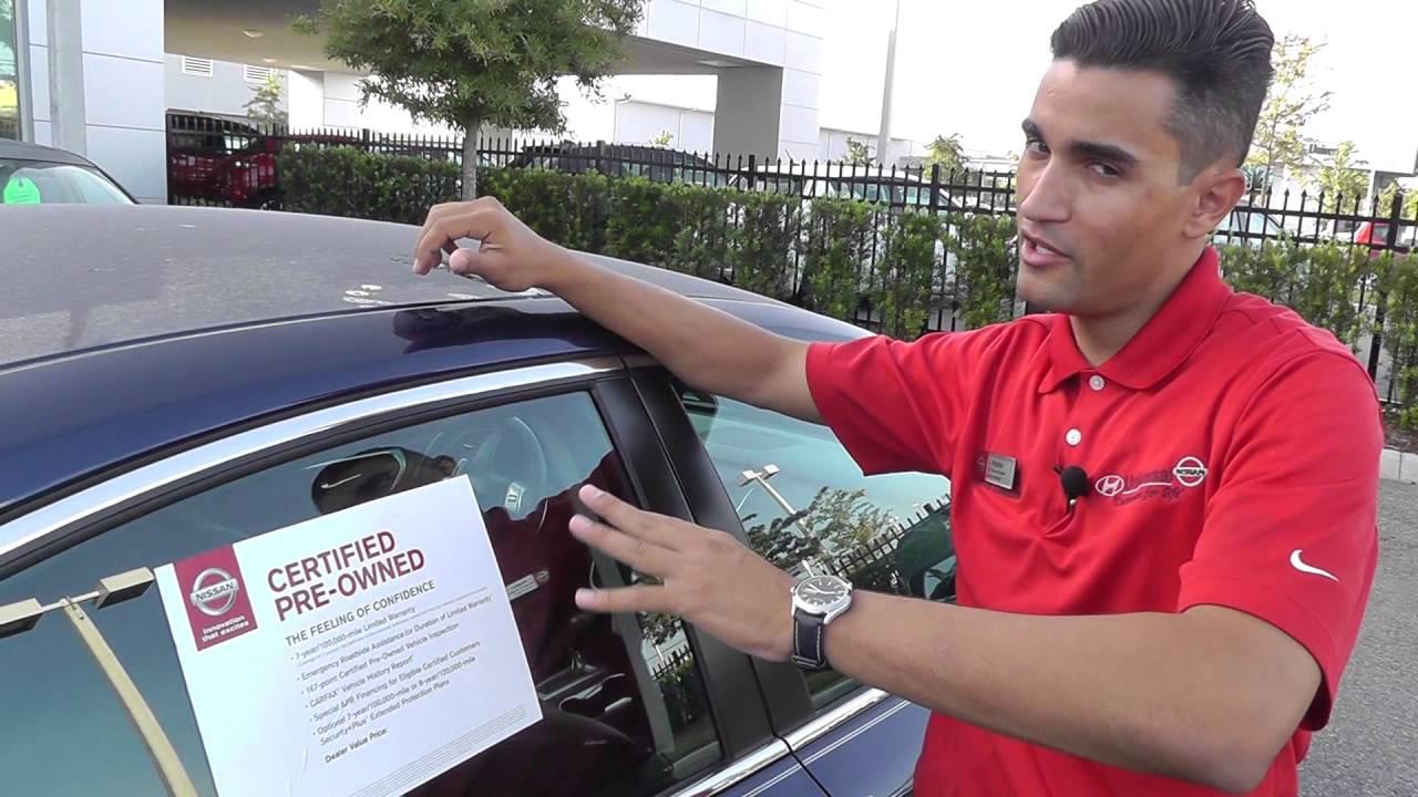 Car Salesman Fails Universal Nissan Universal Used Car Superstore