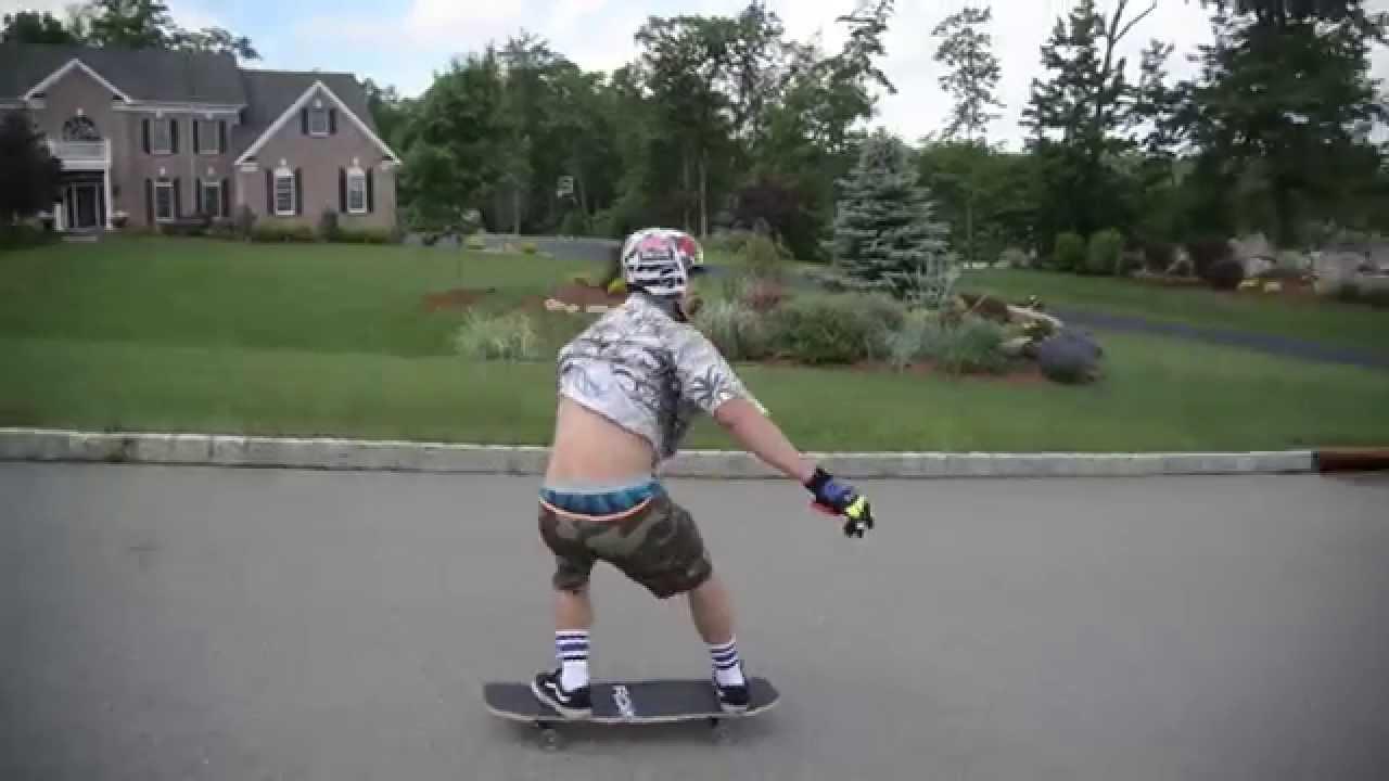 Populære Original Skateboards Arbiter DK: New Jersey Longboarding - YouTube KP-52