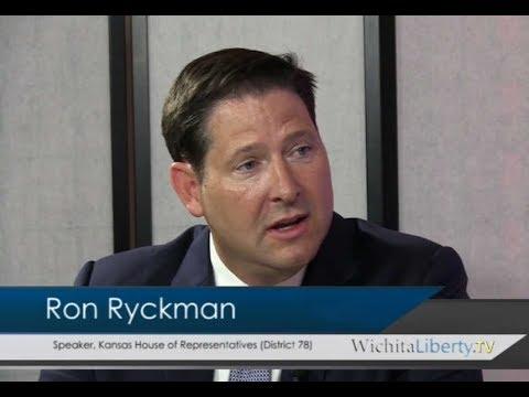WichitaLiberty.TV: Kansas Speaker of the House Ron Ryckman