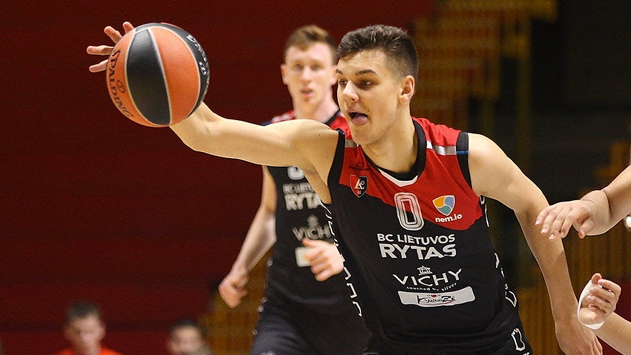 The Top 10 2019 NBA Draft Prospects In EuroLeague & EuroCup