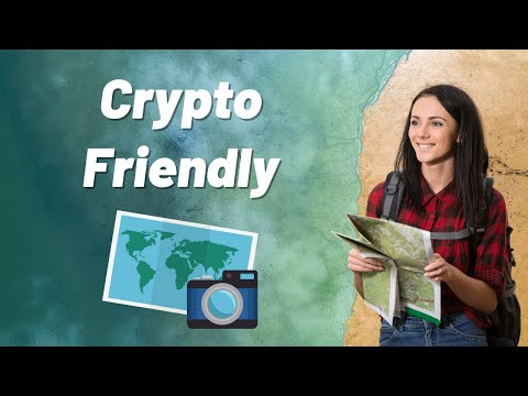 """Top 5 """"Crypto-Friendly"""" Countries...Would You Move To Any Of These??"""