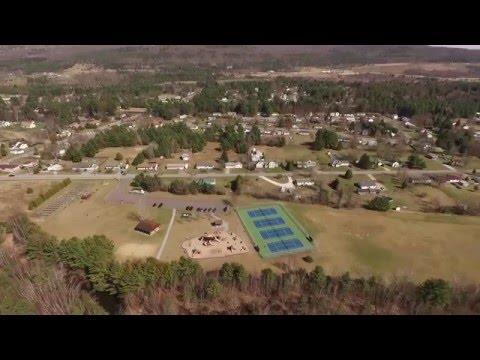 Milton VT - Drone