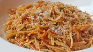 Broken Spaghetti