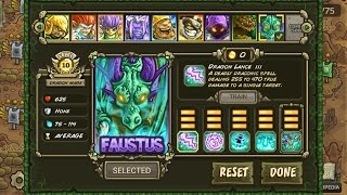 Kingdom Rush Origins Faustus