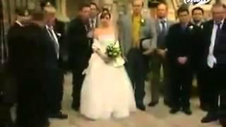 интересная у них свадьба.