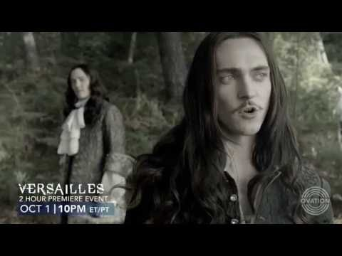Versailles: Back