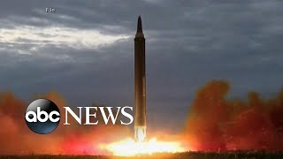North Korea fires missile over Japanese airspace thumbnail