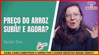 🔴 SUBSTITUA O ARROZ AGORA MESMO!!! CONHEÇA Os 3 Substitutos Mais Saudáveis Nesse Vídeo!!!