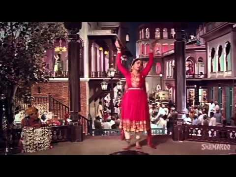 Inhi Logon Ne HD   Meena Kumari   Ashok Kumar   Pakeezah   Ghulam Mohammed   Old Hindi Song