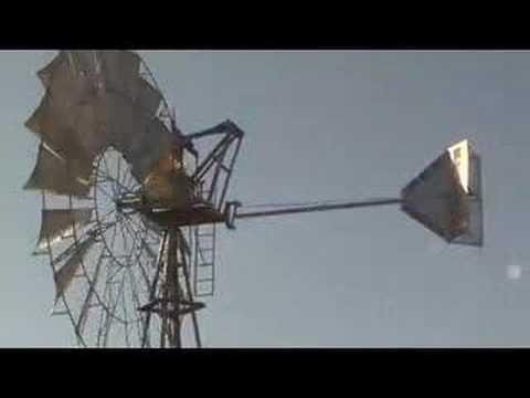 The RESTEC Mark 10 Waterpumping Windmill