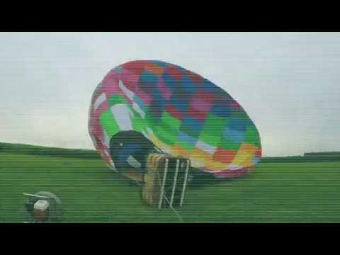 ダンス・ダンス・熱気球