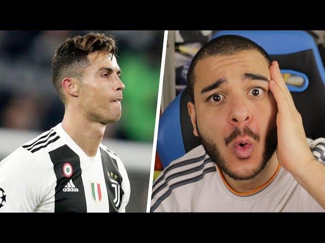Ronaldo éliminé. (Juventus 1-2 Ajax / Barcelone 3-0 Manchester United)