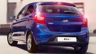 2017 Ford Ka plus