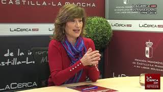Yolanda Valdeolivas - Entrevista 1ª parte - Autónomos - Plan Choque Empleo Juvenil - 23-11-18