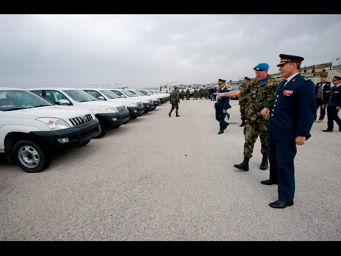 UNIFIL donates vehicles, engineering and IT equipment to LAF and LAF Intel
