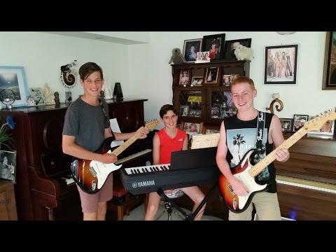 Sue Kirkby School of Music 2015 Jam Session