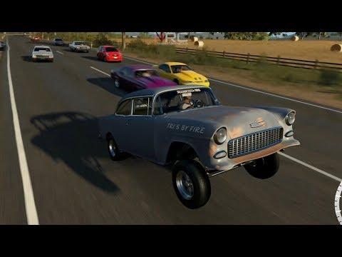 Forza Horizon 3 | Hoonigan Car Meet | Hooning w/ RS1800, Hoonicorn, Gasser, Napalm Nova & More