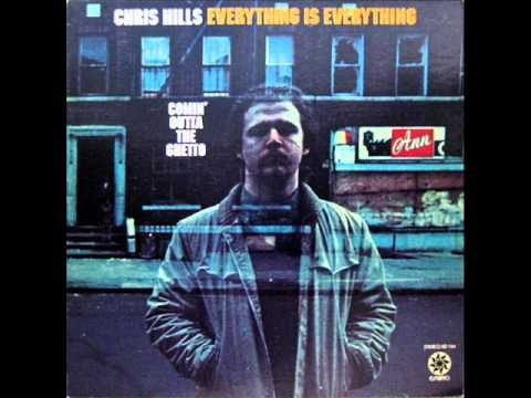 Chris Hills & Everything Is Everything:My Baby Said She Loved Me This Morning