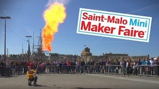 ÇA VA PÉTER ! - Maker Faire Saint-Malo 2015