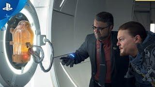 DEATH STRANDING   Дедмэн: Трейлер о герое   PS4