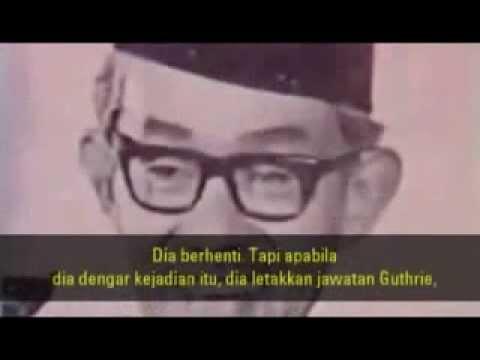 Tunku Abdul Rahman and Tun Badawi on Dr Mahathir