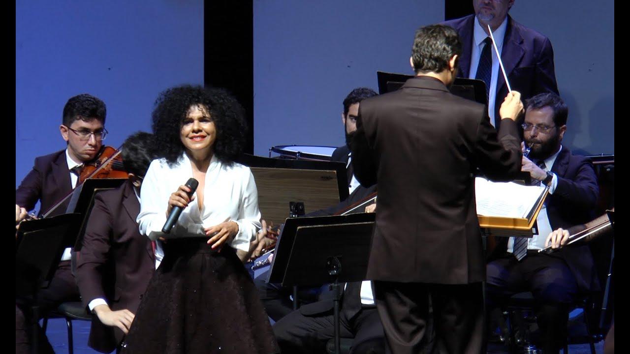 Indaiatuba com amor, Sonia di Morais e Hanspeter Reimann / Orquestra Sinfônica de Indaiatuba