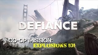 Defiance: Co-op  - Explosions 101