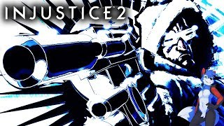 BEST SONICFOX CAPTAIN COLD MOMENTS (Injustice 2)