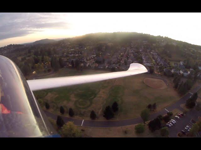 Happy Valley Evening Flight