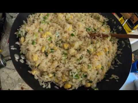 Nie's Kitchen: Fluffy & Flavorful Fried Rice | Bounce Back Generation