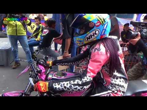 Timer Rusak, Drag Bike Walikota cup Salatiga Ga JELAZZZZ