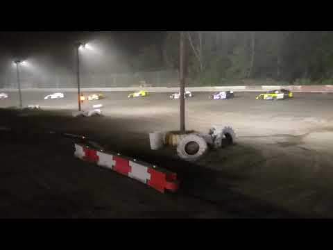 Hilltop Speedway Modified's 6-21-2019