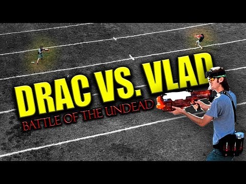 Drac Vs. Vlad, Battle For Rival Supremacy