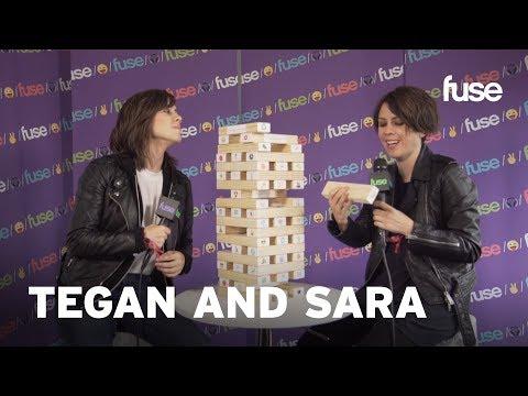 Tegan and Sara Discuss The Con X Covers Album | Lollapalooza 2017