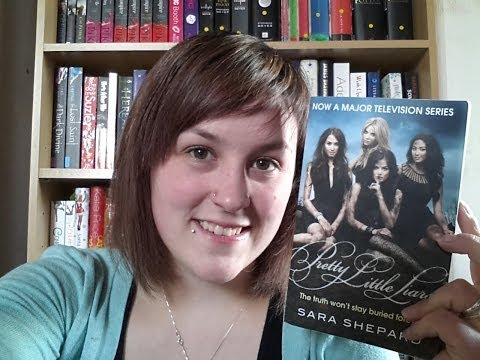 pretty little liars books 1-8 short review