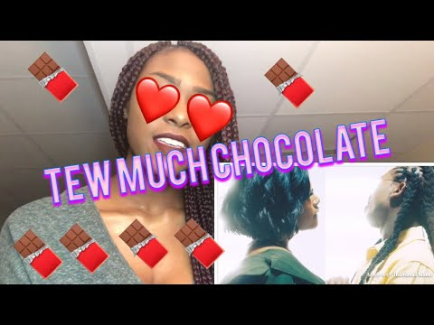 CHOCOLATE OVERLOAD🍫😍  PULL UP -SUMMERELLA FEAT. JACQUEES REACTION