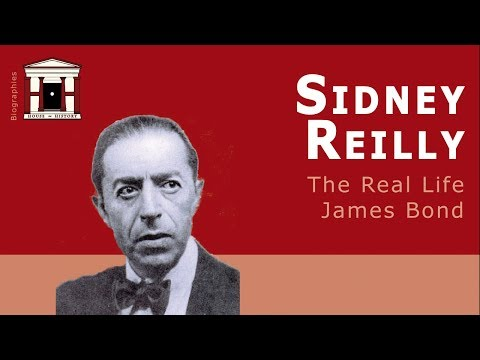 Sidney Reilly | The Most Legendary Secret Agent In History