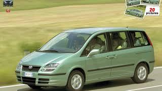 Fiat Ulysse 2.0 JTD ( 2002 )