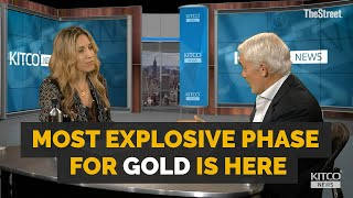 Gold will be explosive, unlike anything we've seen says Canada's billionaire Frank Giustra
