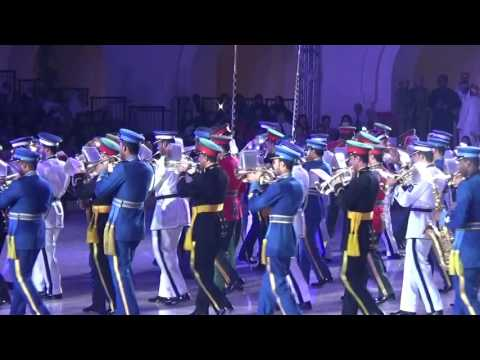 Military Music of Oman 2015