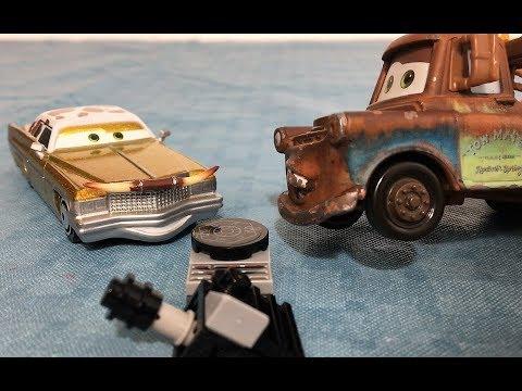 Cars 3 Random Adventures Episode 3 The Car Box 2 Commercial