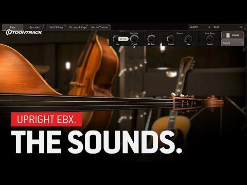 Upright EBX – The Sounds