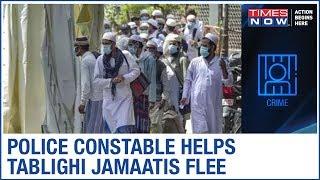 Delhi Police constable suspended for helping 8 Tablighi Jamati's cross border