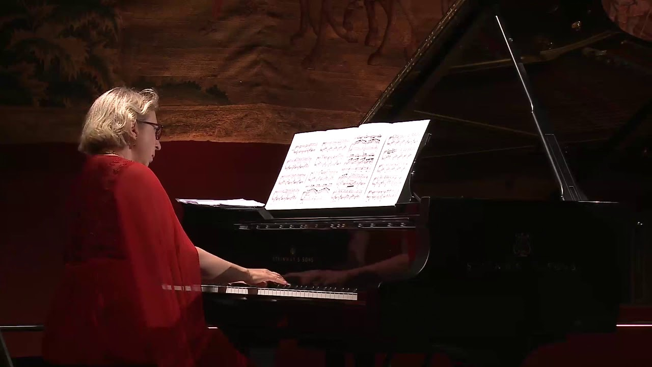 Irene Kudela-O Du,mein holder Abendstern- Wagner-Liszt